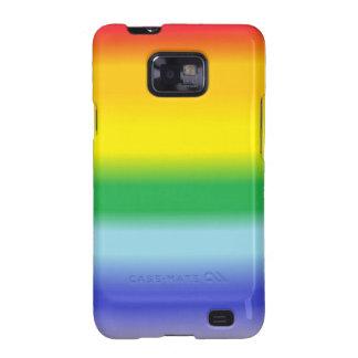 Rainbow v1 samsung galaxy s2 case