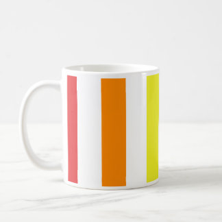 Rainbow Vertical Stripes 1 Mug
