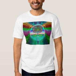 Rainbow Visions Tree of Life T-Shirt