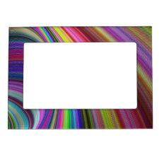 Rainbow vortex magnetic frame