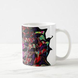 Rainbow Vortex to Hell Coffee Mug