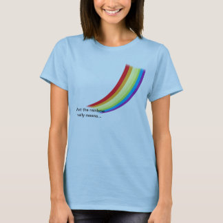 Rainbow W/Scripture T-Shirt