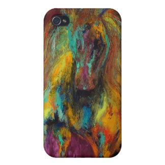 Rainbow Warrior iPhone 4 Cárcasa