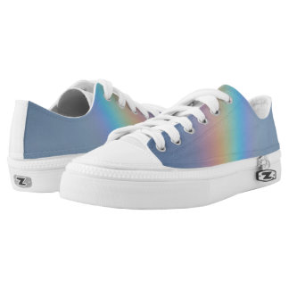 Rainbow Warrior Printed Shoes