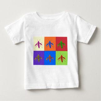 Rainbow Wasps Baby T-Shirt
