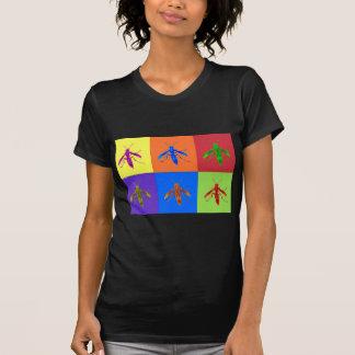 Rainbow Wasps T Shirt