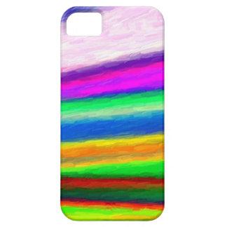 Rainbow Watercolors iPhone SE/5/5s Case