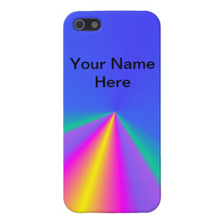 Rainbow Wave Case For iPhone SE/5/5s