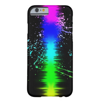 Rainbow Wave Explosion Barely There iPhone 6 Case