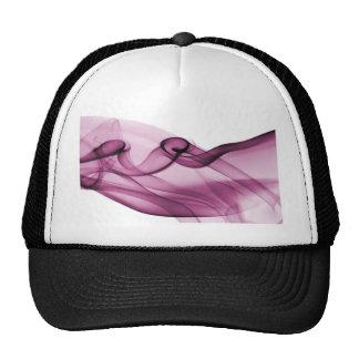 Rainbow Wave Pink Trucker Hat