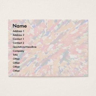 Rainbow Waves 4 Business Card