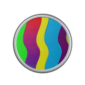 Rainbow Waves Speaker