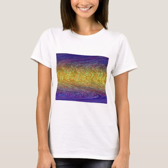 Rainbow Waves T-Shirt