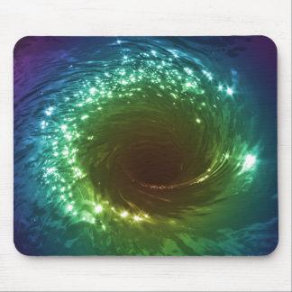 Rainbow Whirlpool Mousepad