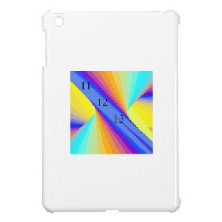 Rainbow Whirlwind iPad Mini Cases