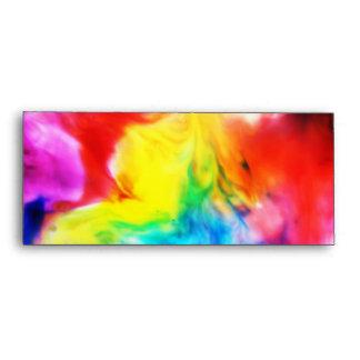 Rainbow Wild Envelope