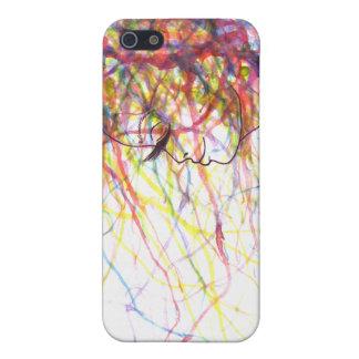 Rainbow Wind iPhone 5 Covers