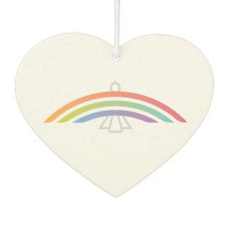 Rainbow Winged Dove (soft) Air Freshener