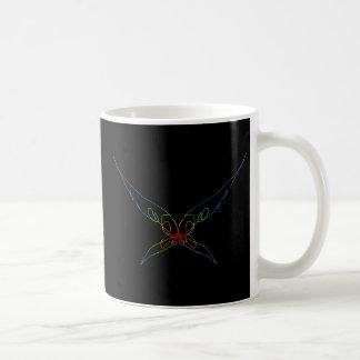 Rainbow Wings Mug
