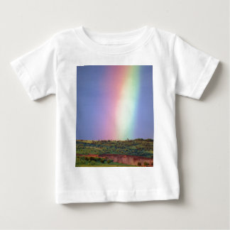 Rainbow wish come true baby T-Shirt