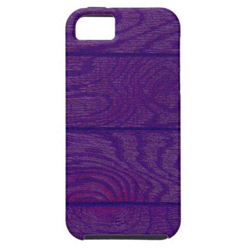 Rainbow Wood Flooring iPhone 5 Covers