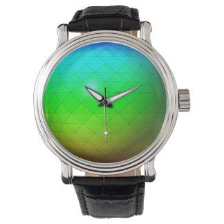Rainbow World Wrist Watch