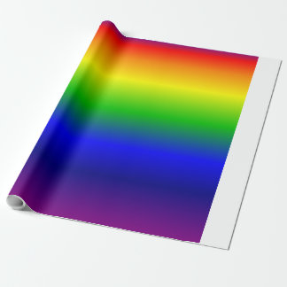 Rainbow Wrapping Paper. Wrapping Paper