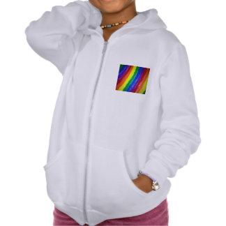 Rainbow Youth American Apparel Hoodie