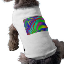 Rainbow Zebra Print Shirt