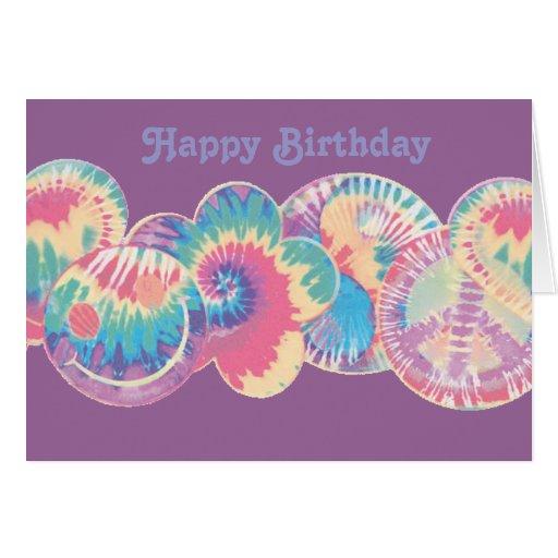 RainbowAffects, feliz cumpleaños Tarjeta De Felicitación