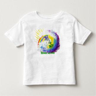 rainbowdolphin, Hawaii, my love. Tshirts
