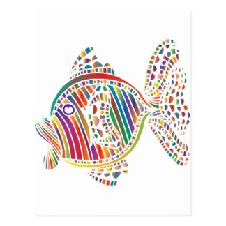 RainbowFish Greeting Card