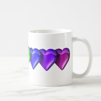 RainbowHearts Coffee Mug