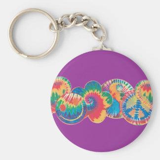 RainbowPeace Keychain