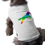rainbowpony pet tee
