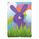 Rainbows and Bunnies Case For The iPad Mini