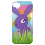 Rainbows and Bunnies iPhone 5 Case