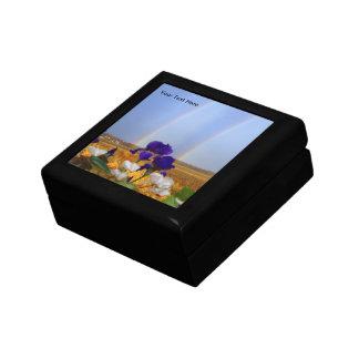 Rainbows and Irises Gift Box