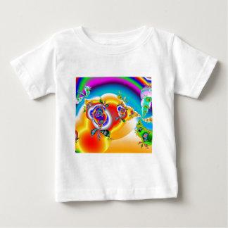 Rainbows and Roses Baby T-Shirt