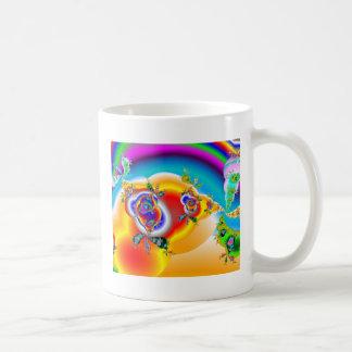 Rainbows and Roses Coffee Mug