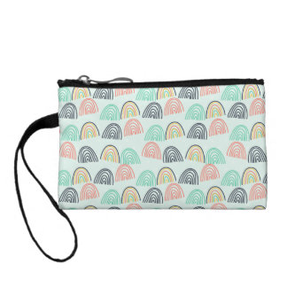 Rainbows and Unicorns Coin Wallet