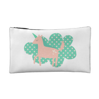 Rainbows and Unicorns Cosmetic Bag