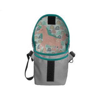 Rainbows and Unicorns Courier Bag