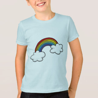 Rainbows & clouds T-Shirt