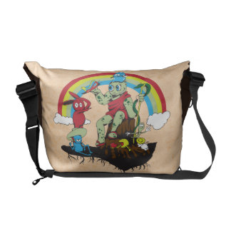 Rainbows Everyday Courier Bag