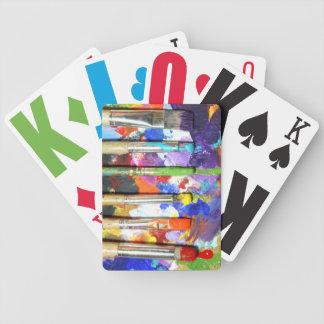 Rainbows In Progress Deck Of Cards