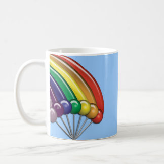 Rainbows & Lollipops Customizable Mug