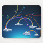 Rainbows Mouse Pad