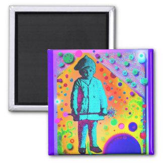 Rainbows of Q ! magNEAT-O Fridge Magnets
