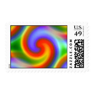 Rainbows Postage